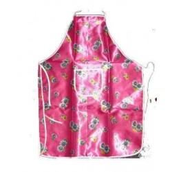 silk apron*