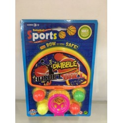 XG88-1A dribble basketball set