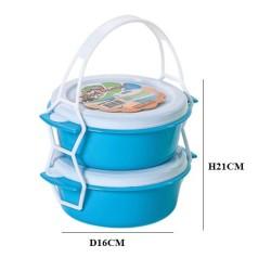 elianware 89-2 food carrier D16cm*H21cm