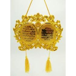 2 round perhiasan