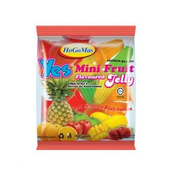 300g Hogomas Mini Fruit Jelly