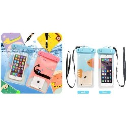 10.5x20cm mobile waterproof bag