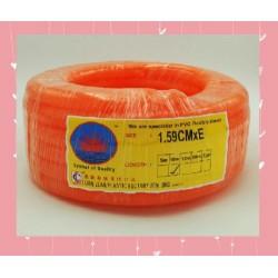 16MM x 10M garden hose e orange/orange pvc hose