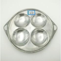 4hole egg cake mould *
