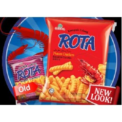 6pcs 14gm rota prawn