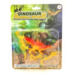 4in1 Dinosaur toys set