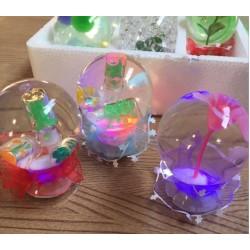 Crystal Balls h6.5*w4.5cm