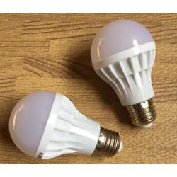 9W Round Bulb 11cm*7cm