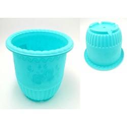 826 Plastic Flower Pot W22cm*H15cm