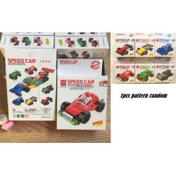 micro block sport car