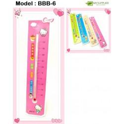 001 Thermometer 24cm*5.5cm*1cm
