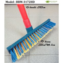 3172 broom with handle(L123cm)