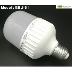 28W LED T-Shape Bulb Lamps E27 W7cm*H14cm