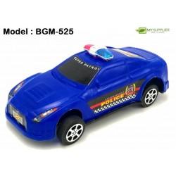 1100 Police Car Toys L18*W7*H4.5cm
