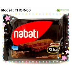 50g Nabati Chocolate Wafer Richoco