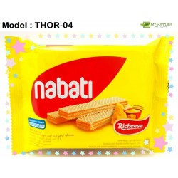 50g Nabati Cheese Cream Wafer-Richeese