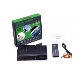 High Definition Digital Terrestrial/Satellite Receiver