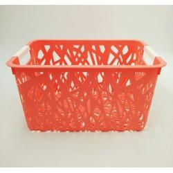18.5*26.5 rectangular plastic basket