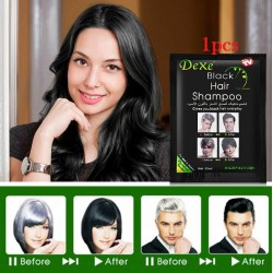 1pcs 25ml black hair dye(DEXE TV)