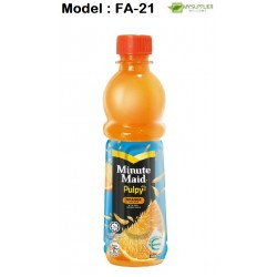 300ml Minute Maid Pulpy-Orange Fruit Drink