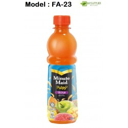 300ml Minute Maid Puply-Tropical Mixed Fruit Drink