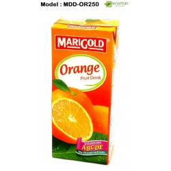 250ml Marigold UHT Orange Fruit Drink