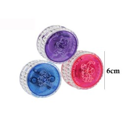 355-2 6cm Luminous LED yoyo Ball
