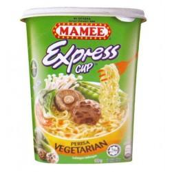 60g Mamee Express Cup-Vegetarian
