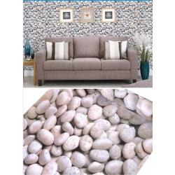 pebbles wallaper 45cm*10meter