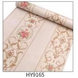 9165 Rosa chinensis wallpaper 45cm*10meter