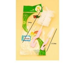 2pcs s & l milk brush *