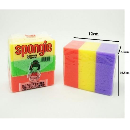 no.117 3pcs sponge 10.5*4*6cm
