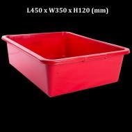 dolphinware 2416 rectangular basin 45*35*12cm