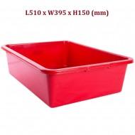 dolphinware 2417 rectangular basin  51*39.5*15 cm