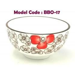 ceramic bowl w9.5*h5cm