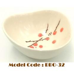 ceramic bowl W9cm*H4cm