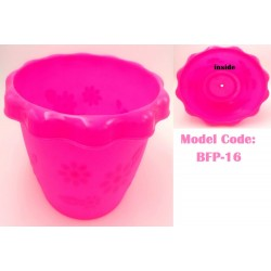 C-11 Plastic Flower Pot W25cm*H16cm
