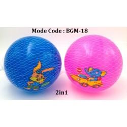 14cm 2pcs label ball
