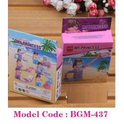 069-55 princess block toy
