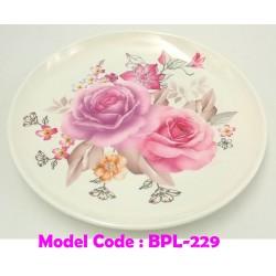 229 plate D23cm*H2.5cm