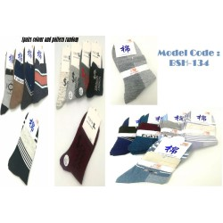1pairs Men Cotton Socks