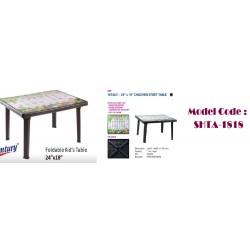 24inch x 18inch 1818L01 Children Study Table L60.5*W45.3*H29.3cm