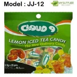 2.5g 25pcs Cloud9 Iced Lemon Tea Candy