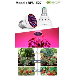 e27 220-240v LED Plant Grow Light Lamp Bulb