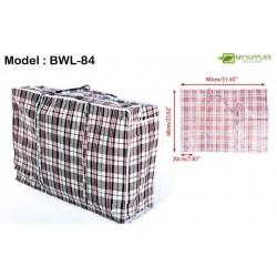 Plastic Woven Storage Bag Large Storage l80*h60*w20