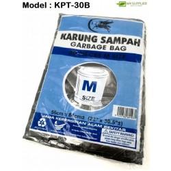 30pcs Karung Sampah/Garbage Bag +-W56cm*H84cm