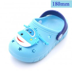 light blue children slipper 180mm