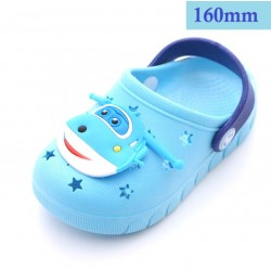 light blue children slipper 160mm