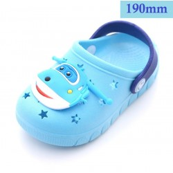 light blue children slipper 190mm