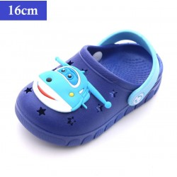 dark blue children slipper 160mm
